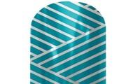 Turquoise Crisscross