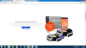 Executive Titanium Pack