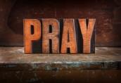 PRAYER REQUESTS THIS WEEK