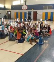 3rd Grade Cardio Club