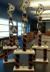 Academic UIL Receives 2nd Place Overall