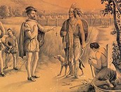 Meeting the Indians