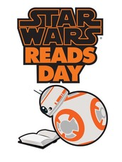 This Saturday is Star Wars Reads Day!