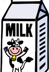 Thanks for the Milk Carton Donations!