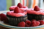 Our cupcake choices