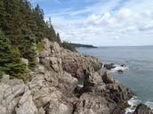 Cutler Coast State Park, Maine