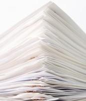 Pile of Papers!