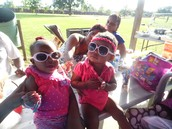 Picnic at the Park With Family