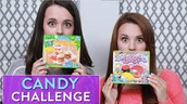 Candy ASSEMBLY CHALLENGE!!!