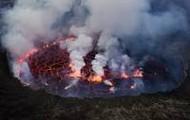 Mt. Nyiragongo (volcano)