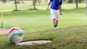 Soccer Golf?