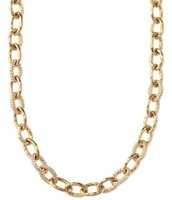 Cristina Link Necklace- Gold