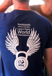 INTERNATIONAL KETTLEBELL SPORT & FITNESS ACADEMY