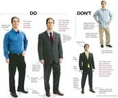 Dress for Men