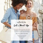 Kendall Marie Platt Independent Stylist with Stella&Dot