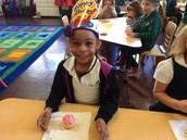 Happy 6th birthday Kloey!
