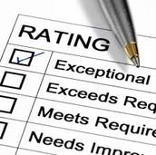 Consumer VS. Expert Ratings