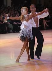 Latin dance vs. Ghost dance