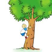 Me trepaba a los árboles