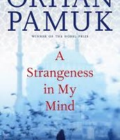 A strangeness in my mind. Orhan Pamuk
