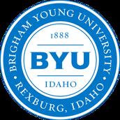 #3 Brigham Young University Idaho