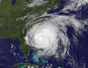 How do Hurricanes form in the Atlantic?