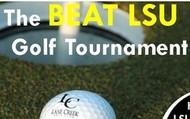 Sept 27 - Beat LSU Golf Tournament