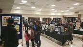 Sheldon ISD Rodeo Art Exhibition!