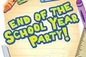 End of Year Party - HELP WANTED!