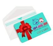 Joy&Joe gift vouchers