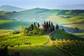 Tuscany has been one of the hottest travel destinations of the modern world