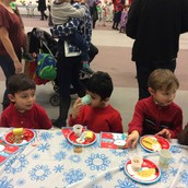 Holiday Hour: Breakfast with Santa