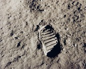 Buzz Aldrin's Step On The Moon