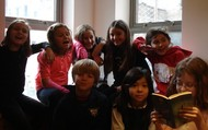 Third Grade Book Club