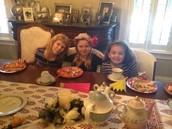 Cassie, Liv, & Bri