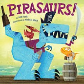 Pirasaurs! (coming August 30, 2016)