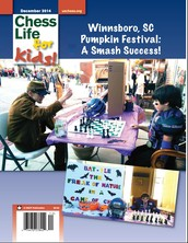 Chess Team Recognized in National Magazine