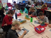 Reading about Mars Rovers