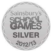 Sainsburys School Games Silver Kitemark Award