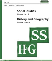 Social Studies and History and Geography Curriculum