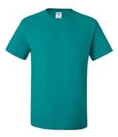 Jade - Short Sleeve (White Ink) $8.00