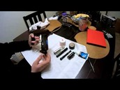 how to clean the gun