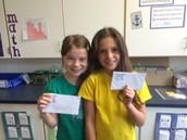 Each student had $100