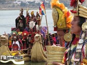 Incan wedding