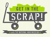 Get in the Scrap Logo