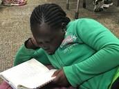 Gators LOVE to read