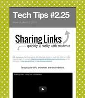 Sharing Links