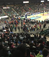 Bethune and Soto at Texas Legends