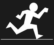 Running!!???