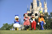 Disney World- movies translating to theme parks